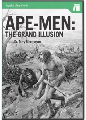 Ape-Men The Grand Illusion D-AM