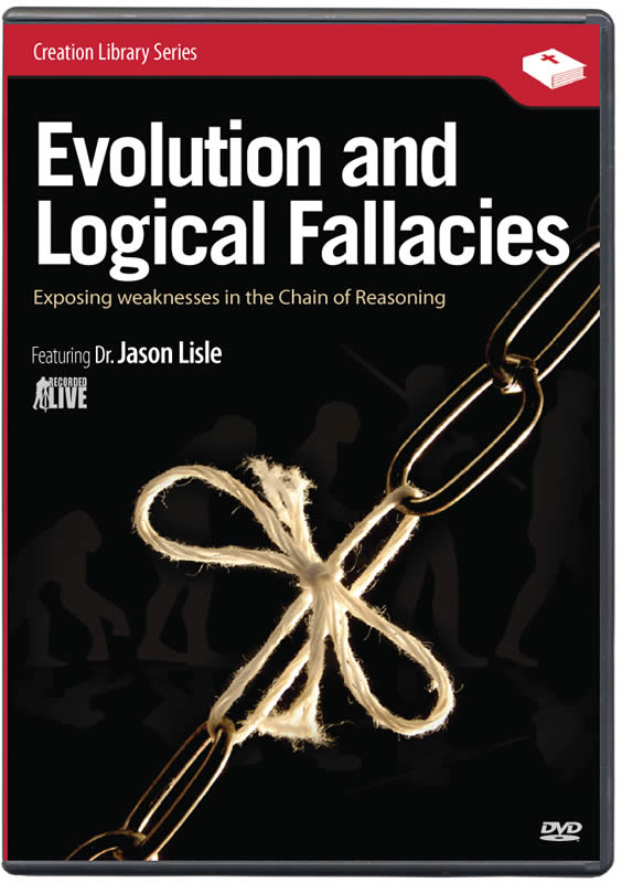 Evolution and Logical Fallacies. D-ELF