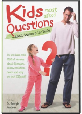 Kids most asked Questions about Science & the Bible D-KQ
