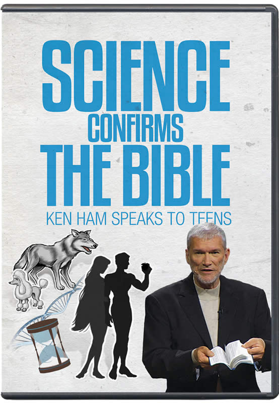 Science Confirms the Bible D-SCB