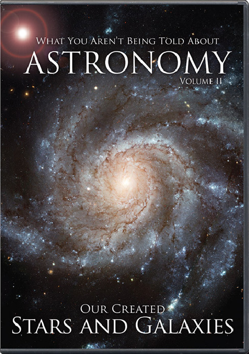 What you aren't being told about Astronomy Vol 1 D-AT1